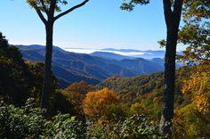 Smoky Mountain Fall