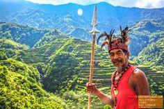 Ifugao Rice Terraces - Philippines