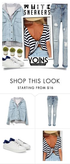"""Yoins: Denim"" by loveyoins on Polyvore"