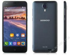 Interesante: Siswoo Cooper I7, un teléfono similar al Meizu MX4 en diseño y hardware