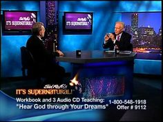 Mark Virkler on It's Supernatural with Sid Roth - Dreams Christian Dream Interpretation, Biblical Dream Interpretation, Christian Dream Symbols, I Love The Lord, It's Supernatural, Understanding Yourself, Paths, Dreaming Of You, Bible