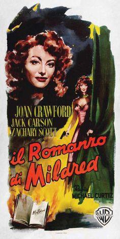 Mildred Pierce (1945) - Italy