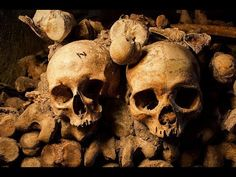 Braving The Catacombs And The Dark Underworld Of Paris - Paris Perfect Halloween Skull, Halloween Night, Halloween Ideas, What Is An Artist, Paris Opera House, The Catacombs, Shops, Fantasy Places, Strange History
