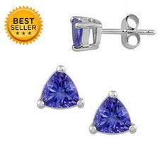 nomorerack.com / 1 carat total weight genuine Tanzanite studs / $24 - Want!