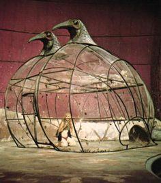 Barbarella killer little songbirds scene