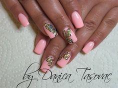 Darinka:)) by danicadanica - Nail Art Gallery nailartgallery.nailsmag.com by Nails Magazine www.nailsmag.com #nailart