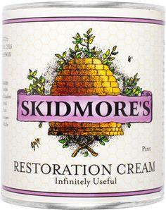 Skidmore's Leather Care and Restoration Cream    $19.00