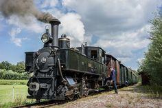 Steyrtalbahn by Markus Andregowitsch on Steyr, Train Engines, Train Car, Busses, Steam Engine, Steam Locomotive, Skyscraper, Past, Around The Worlds