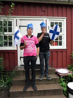 Ylvis Suomi: Don't mention the F-word