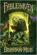 Fablehaven by Brandon Mull.  When Kendra and Seth go to stay at their grandparents' estate, they discover that it is a sanctuary for magical creatures and that a battle between good and evil is looming.