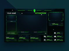 Twitch Overlay Templates is a source for free & premium Twitch overlays, alerts & graphics, for use with all streaming platforms, and on software like OBS or xSplit. Twitch Channel, Game Design, Ui Design, Cool Sketches, Social Media Design, Great Videos, Psd Templates, Overlays, Visit Website