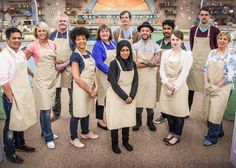 The Great British Bake Off 2015: Meet the 12 contestants   via The Independent