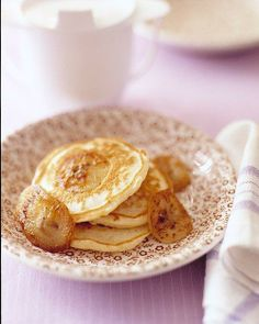 Banana Pancakes Recipe