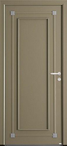 Porte aluminium porte entree bel 39 m classique poignee for Demonter une poignee de porte d entree