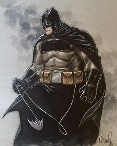 Batman: Dark Knight Returns - Mark Brooks