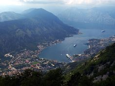 Kotor - a city in #Montenegro. Located on the shore of the Bay of Kotor Adriatic Sea.