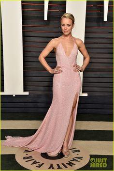 Rachel McAdams & Kerry Washington Switch It Up At Vanity Fair Oscar Party 2016!