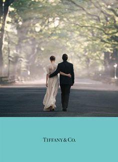 Tiffany ad. AT SOUTH COAST PLAZA OC BRIDE MAG