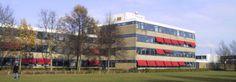 Het Atrium in Amersfoort; mijn middelbare school