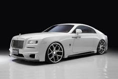 Wald International Restyles the Rolls-Royce Wraith