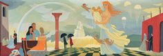 Tove Jansson: Fantasy (Fantasia), 1954 - Moomin : Moomin