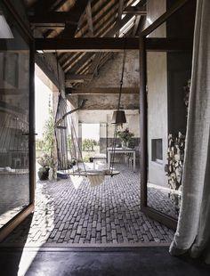 Bauernhof XXL Interior Design interior architecture and design Home Interior Design, Interior Architecture, Interior And Exterior, Diy Interior, Scandinavian Interior, Interior Paint, Futuristic Interior, Modern Rustic, Future House