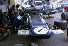 March 701 (Germany 1970) by F1-history.deviantart.com on @DeviantArt