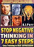Free Kindle Book -   Stop Negative Thinking in 7 Easy Steps (Understanding Eckhart Tolle, Dalai Lama, Krishnamurti, Ramana Maharshi and more!): Easy Training to Beat Depression & Pessimism! (The Secret of Now Book 6) Check more at http://www.free-kindle-books-4u.com/health-fitness-dietingfree-stop-negative-thinking-in-7-easy-steps-understanding-eckhart-tolle-dalai-lama-krishnamurti-ramana-maharshi-and-more-easy-training-to-beat-depression/