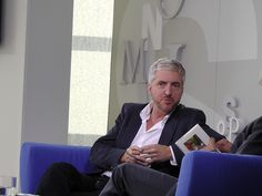 Anthony McCarten auf dem Blauen Sofa | FBM 10.10.12 by Das blaue Sofa, via Flickr Ladies Night, Anthony Mccarten, Plymouth, Sofa, Heroes, Blue, Settee, Girl Night, Couch