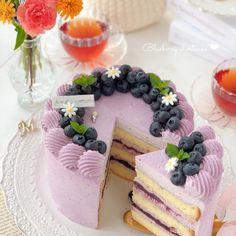 Best Cake Recipes, Sweets Recipes, Mini Cakes, Cupcake Cakes, Hawaii Cake, Cafe Rico, Kreative Desserts, Cake Cafe, Pastel Cakes