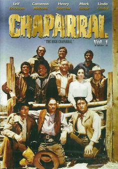 The High Chaparral (TV Series 1967–1971) Source: Arlequim http://www.arlequim.com.br/detalhe/1509557/Chaparral++Vol+1+%283+Episodios%29.html