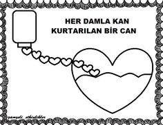 Kızılay School Teacher, Pre School, Preschool Painting, Classroom Activities, Coloring Pages, Crafts For Kids, Templates, Education, Google