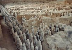 The Terracotta Army of China or The Great Pyramid of Giza in Egypt: What you want to visit? ~ Tourism and Landscapes