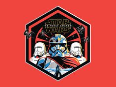 We're giving away ONE metal Star Wars: The Force Awakens print today ONLY. Simply purchase a postcard set from our good friends at AID Podcast and you've entered the raffle. Buy multiple sets and y...