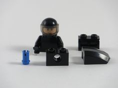 Light Cycle Instructions: Step 9   by Ewok in Disguise