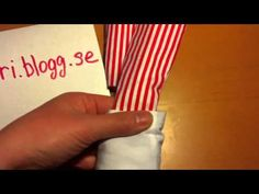 How to sew up Tilda's legs- video