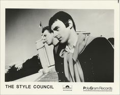 The Style Council,Intoducing The Style Council,USA,Promo,Deleted,PRESS PACK,117351