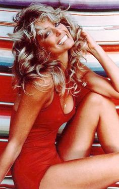 Farrah Fawcett - She had something about her besides her looks and that I admire. Missed.
