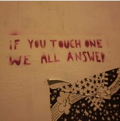 They ask what she wore. They ask if she provoked him. They ask if it was late at night. She is never alone because we are together! Never Alone, We Are Together, Late Nights, Stencils, Graffiti, Street Art, World, Partying Hard, Templates