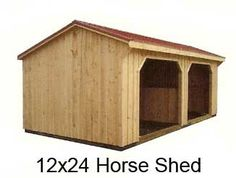 Buying a horse run in shed shelter or horse stall barn for you horse is an important investment. (Loafing Shed Plans) Horse Shed, Horse Stables, Horse Barns, Horses, Barn Plans, Shed Plans, Horse Run In Shelter, Buy A Horse, Barn Stalls