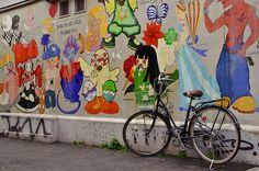 Street art in Tokyo