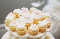 Winter Wonderland Wedding Dessert Table by KaLice Events