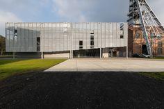 Site minier de Wallers Arenberg - bureau Skope, Photo © Vincent Plutniak - www.skope.be #architecture #projet