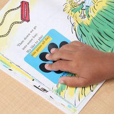 E.Z.C. Reader® Guiding Paws