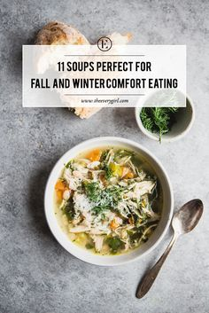 11 Soups Perfect for