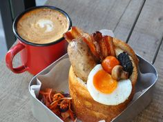 The Hot Breakfast Trend Is 'Bunny Chow' | Good Sh*t | OZY