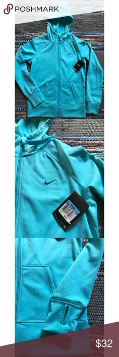 Nike Thermal Fit Jacket Nike thermal fit jacket. Great quality, new with tags. Never worn. Nike Jackets & Coats Utility Jackets