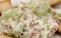 Receita de salpicão com cream cheese para a fase cruzeiro PL dukan.