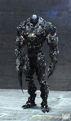 Sentinel concept, X-men DoFP.