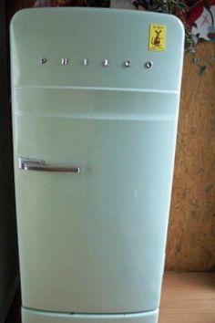 Jaren 60 koelkast philco - Prijs: Gratis